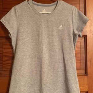 Adidas t-shirt, Women's L